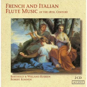 Flute Music (French and Italian 18Th Century) - Monteclair, M.P. / Blavet, M. / Guignon, J.-P. / Boismortier, J.B. / Leclair, J.-M.