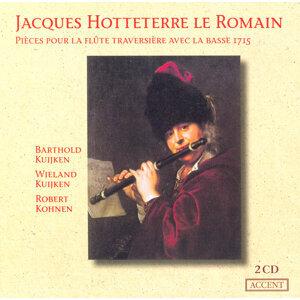 Hotteterre, J.: Suites, Opp. 2, 5