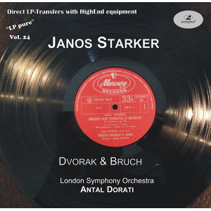 LP Pure, Vol. 24: Doráti Conducts Dvořák & Bruch