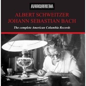 Albert Schweitzer Complete American Columbia Records