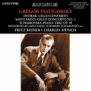 Saint-Saëns & Dvořák: Cello Concertos (Remastered)