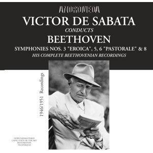 Beethoven: Symphonies Nos. 3, 5, 6 & 8