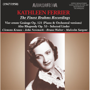 The Finest Brahms Recordings (Remastered)