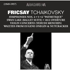Fricsay Conducts Tchaikovsky