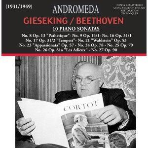 Beethoven: 10 Piano Sonatas (Remastered)