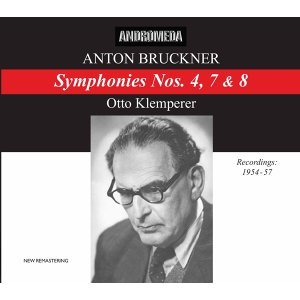 Bruckner: Symphonies Nos. 4, 7 & 8