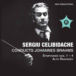 Brahms: Symphonies Nos. 1-4 & Alto Rhapsody, Op. 53