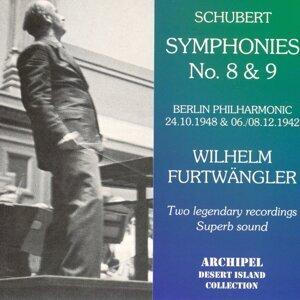 Schubert: Symphonies Nos. 8 & 9 - 24.10.1948 & 06/08.12.1942