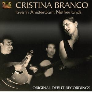 Cristina Branco Live in Amsterdam, Netherlands