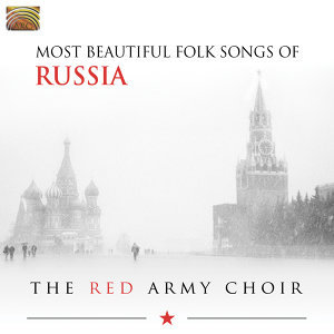 Most Beautiful Folk Songs of Russia