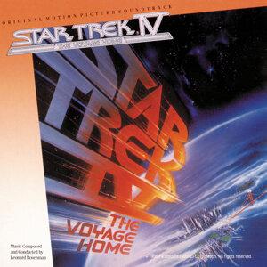 Star Trek IV: The Voyage Home - Original Motion Picture Soundtrack