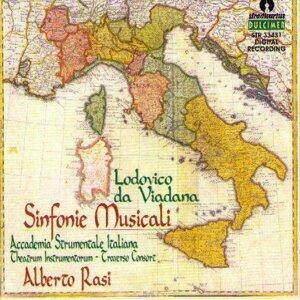 Lodovico da Viadana : Sinfonie Musicali