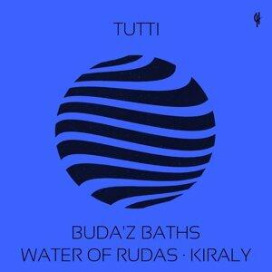 Buda'z Baths / Water of Rudas / Kiraly