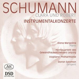 C. Schumann & R. Schumann: Instrumentalkonzerte