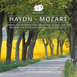 Mozart: Flute Concerto No. 1 - Haydn: Trumpet Concerto