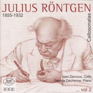 Rontgen, J.: Cello Sonatas, Vol. 2 - Nos. 2, 7, 10