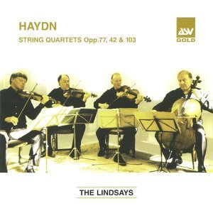 Haydn: String Quartets Op. 77, 42 & 103