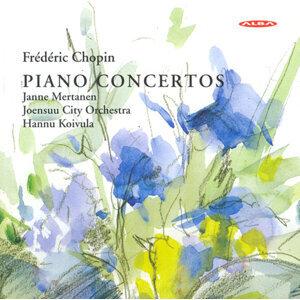 Chopin: Piano Concertos Nos. 1 and 2