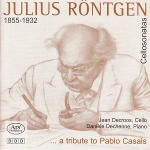 Rontgen, J.: Cello Sonatas - C Minor / G Minor / B Minor
