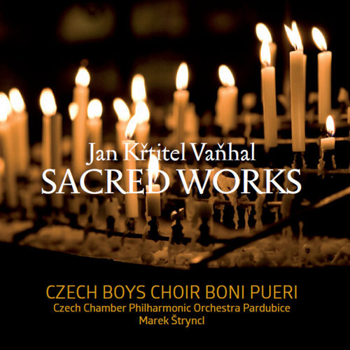 Vaňhal: Sacred Works