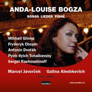 Glinka, Chopin, Dvořák, Tchaikovsky & Rachmaninov: Songs for Voice and Piano