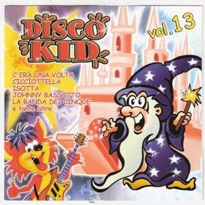 Disco Kid, Vol. 13 - Cover