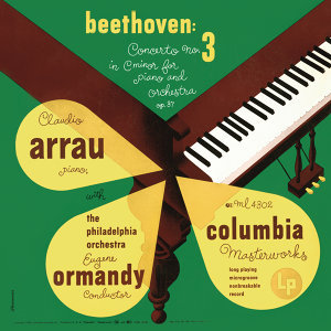 Claudio Arrau Plays Beethoven