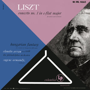 Liszt: Piano Concerto No. 1 & Fantasy on Hungarian Themes
