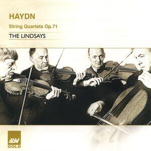 Haydn: String Quartets Op.71