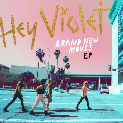 Brand New Moves - EP