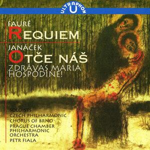 Faure: Requiem - Janacek: Otce nas