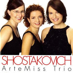 Shostakovich: Piano Trios Nos. 1 & 2 - 7 Verses