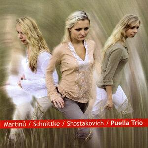 Martinu - Schnittke - Shostakovich
