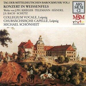 Tag der Mitteldeutschen Barockmusik, Vol. 1