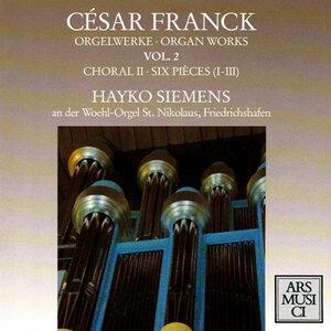 Franck: Organ Works, Vol. 2
