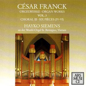 Franck: Organ Music, Vol. 3