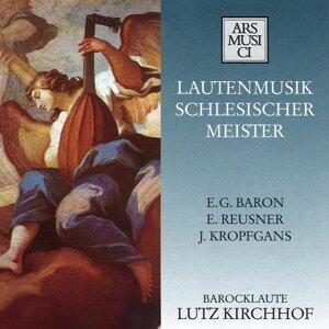 Lautenmusik Schlesischer Meister