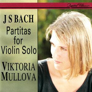 Bach, J.S.: Partitas Nos. 1 - 3