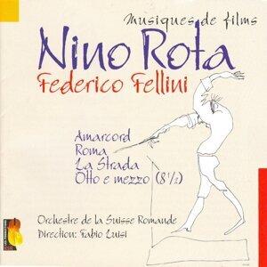 Musiques de films de Fellini par Nino Rota