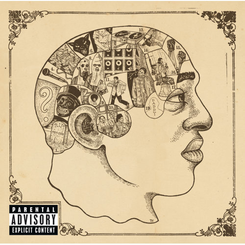 Phrenology - Explicit Version