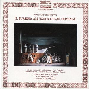 Donizetti: Il furioso nell'isola di San Domingo