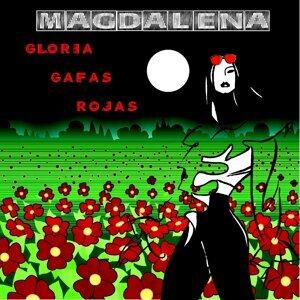 Gloria Gafas Rojas