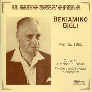 Il mito dell'opera: Beniamino Gigli (Live)