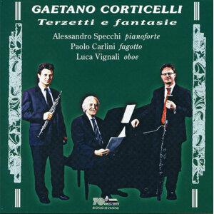 Gaetano Corticelli: Terzetti e fantasie