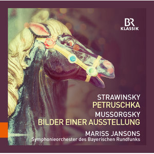 Stravinsky: Petrushka - Mussorgsky: Pictures at an Exhibition