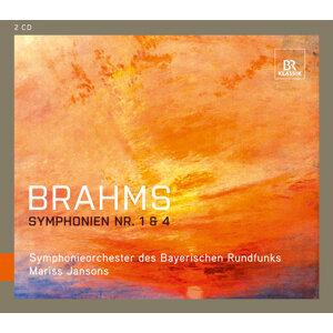 Brahms: Symphonien Nr. 1 & 4