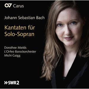 J.S. Bach: Cantatas for Solo Soprano