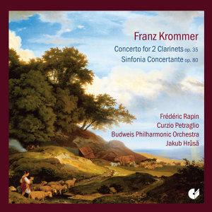 Krommer: Concerto for 2 Clarinets in E-Flat Major, Op. 35 & Sinfonia concertante in D Major, Op. 80
