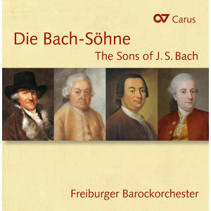 Die Bach-Söhne (The Sons of J.S. Bach)