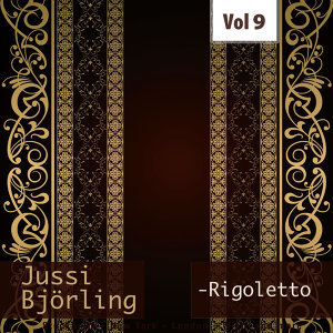 Jussi Björling: Live on Stage, Vol. 9